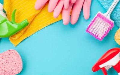Jak wygląda czyszczenie mat gumowych?
